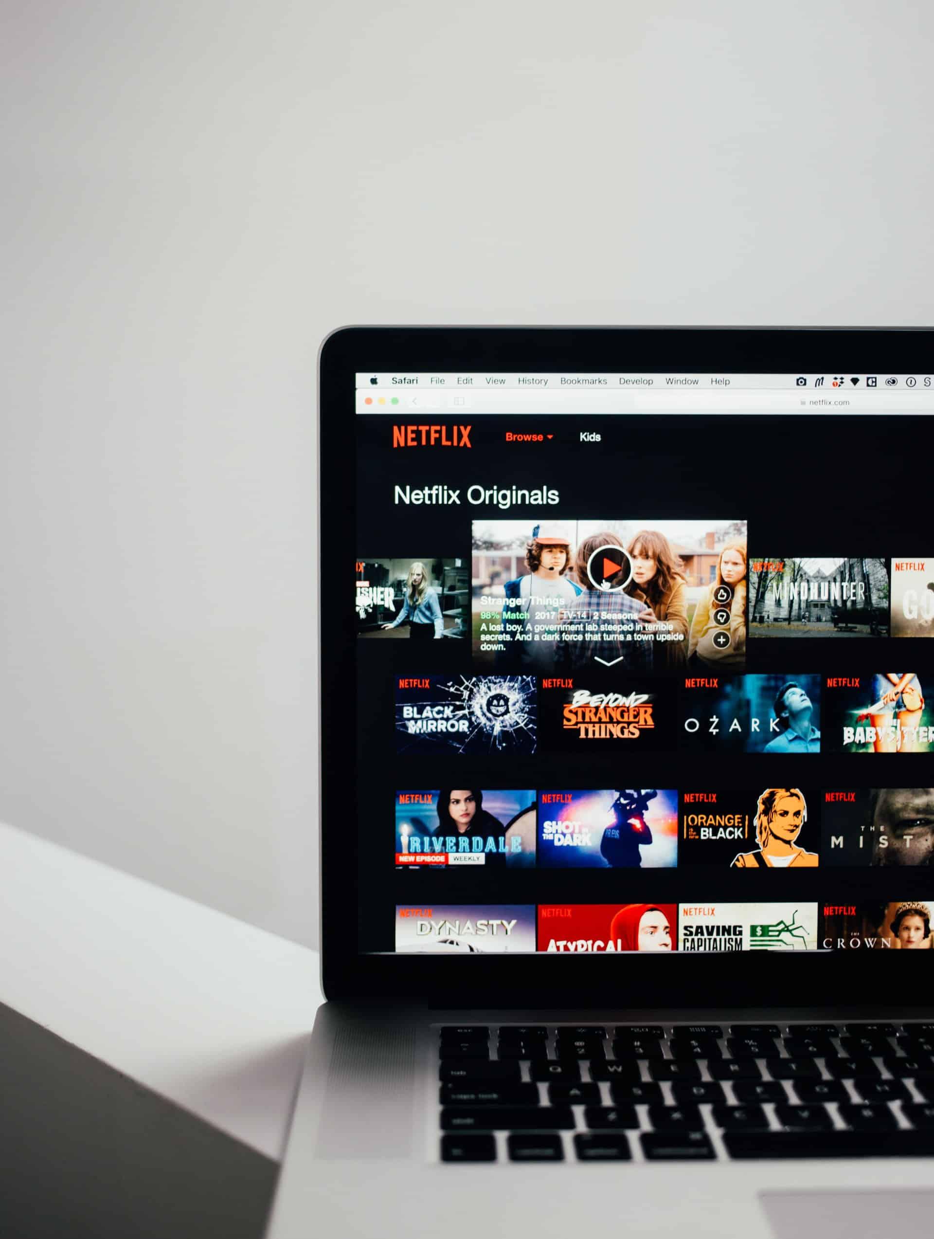 Netflix stänger ner inaktiva konton