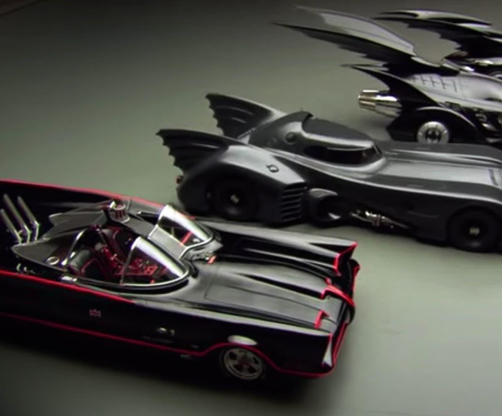 Dokumentär om Batmobile