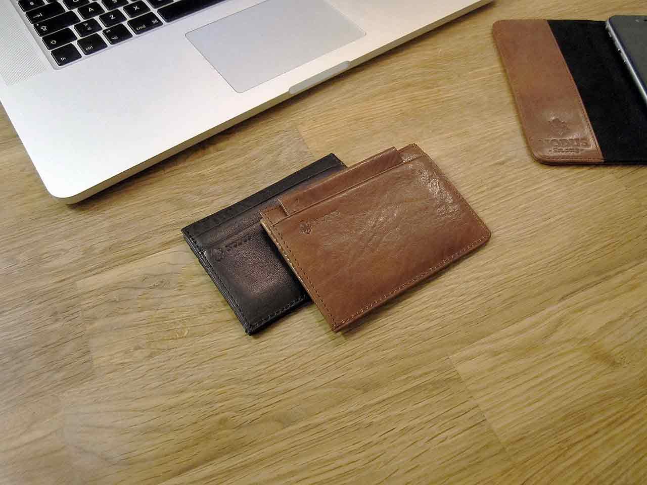 Nodus släpper två nya plånböcker