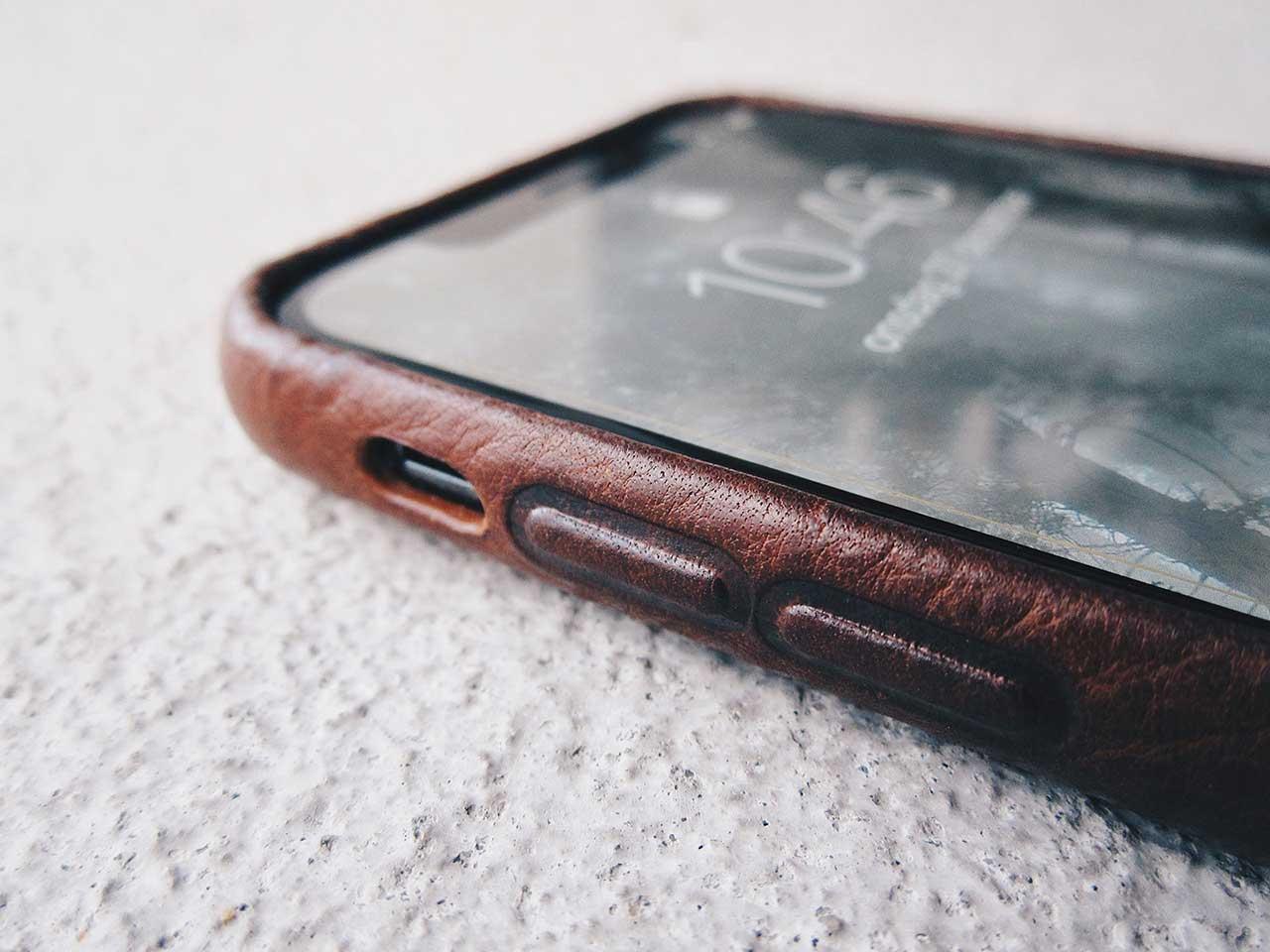 Nodus Shell Case till iPhone X