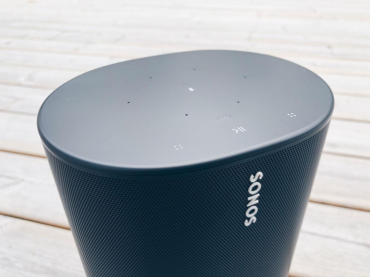 En månad med Sonos Move