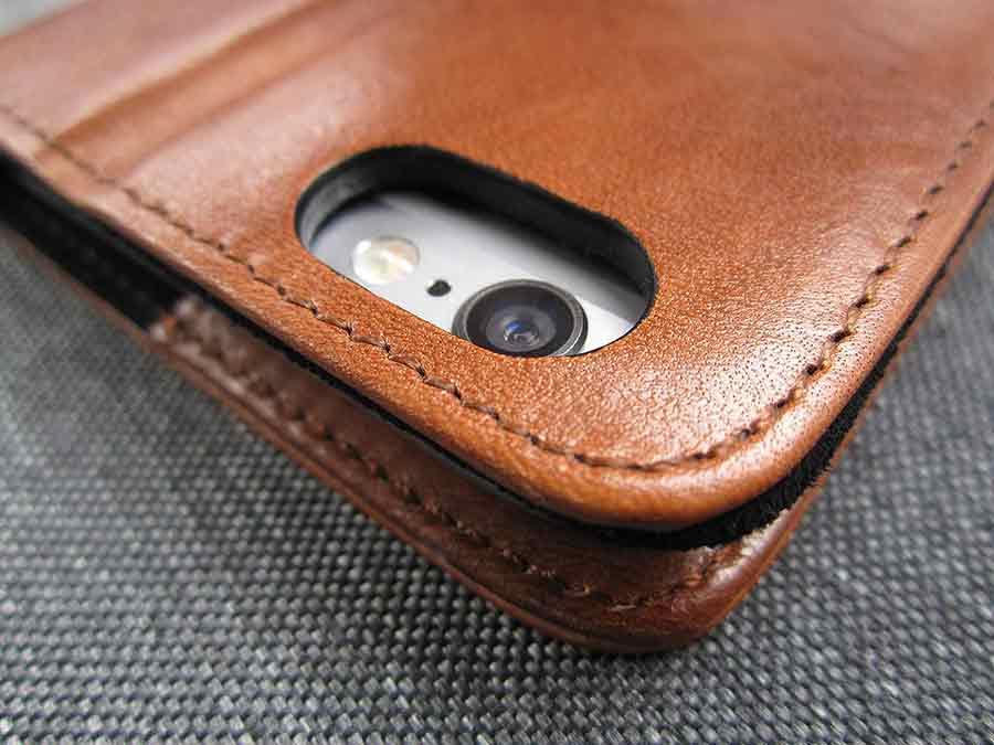 The Access Case är ett minimalistiskt och lyxigt plånboksfodral till iPhone 6