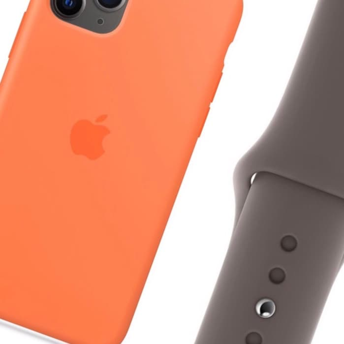 Apple släpper skal och armband i nya färger