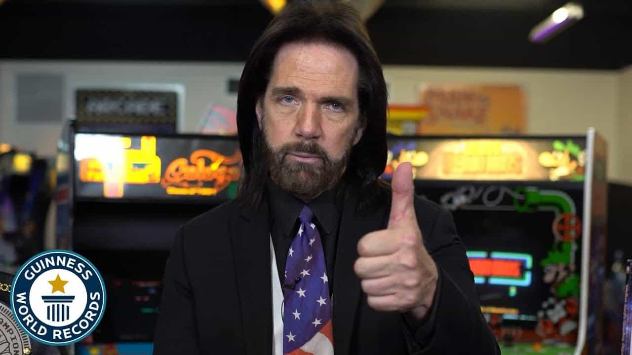 Billy Mitchell är återigen bäst på Pac Man