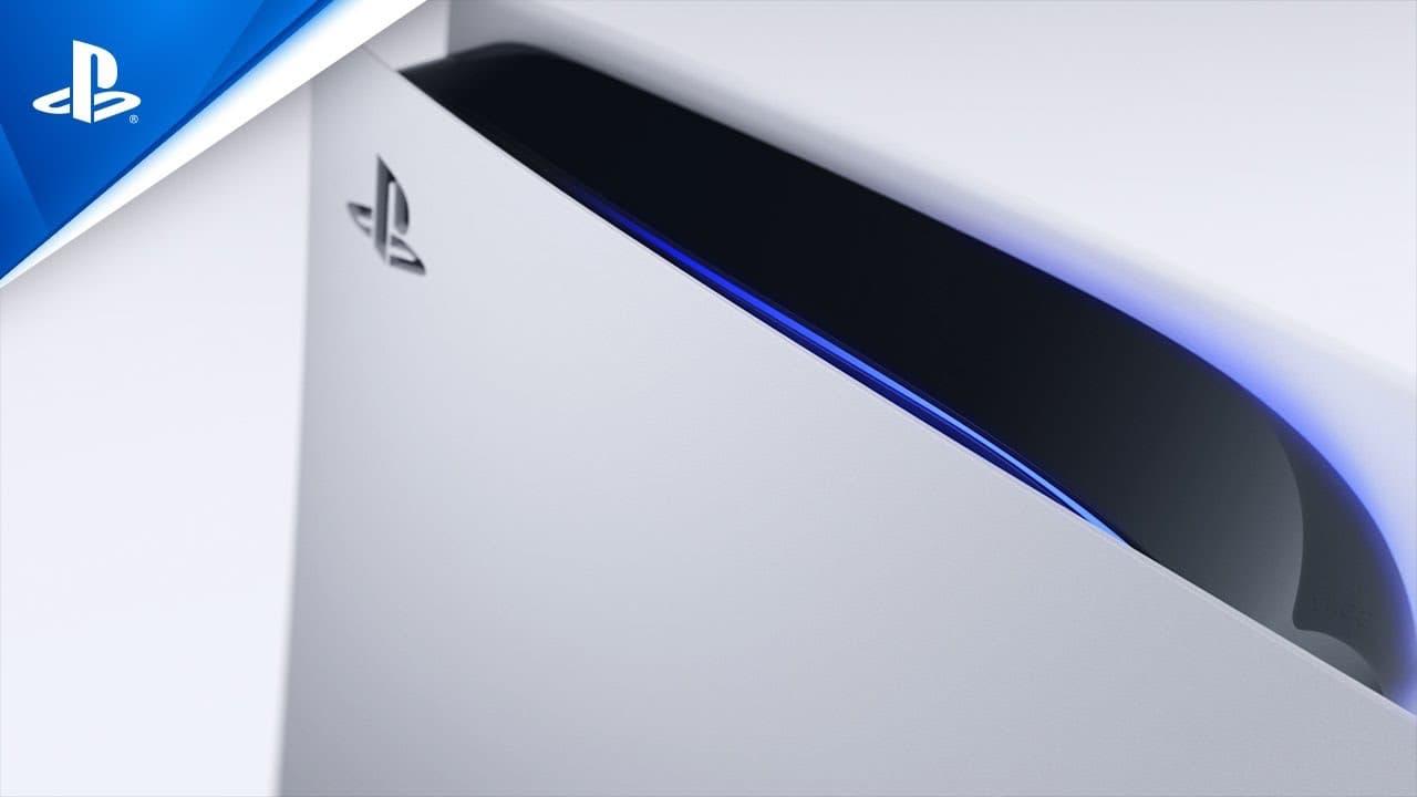 Sony visar upp Playstation 5