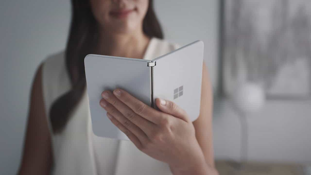 Microsoft Surface Duo släpps den 10:e september