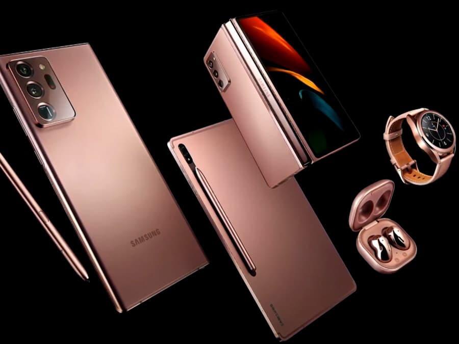 Samsungs Galaxy Note 20-event på 9 minuter