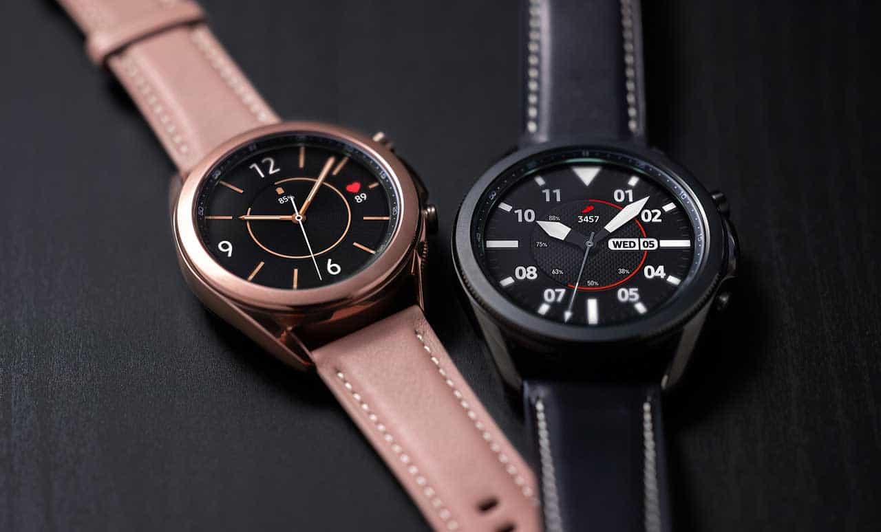 Engadget recenserar Galaxy Watch 3