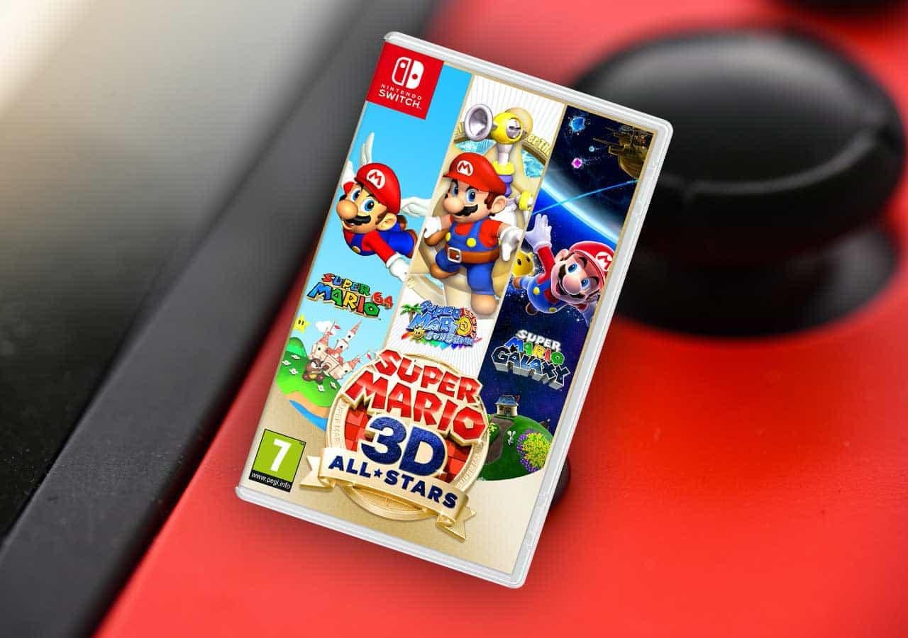 Digital Foundry tar sig en närmare titt på nya Super Mario 3D All-Stars