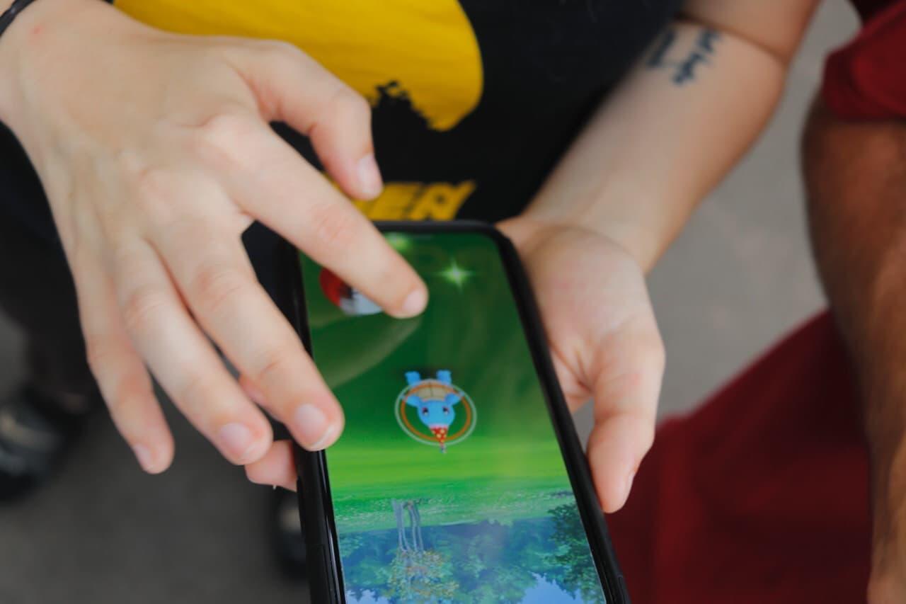 Nu fungerar Pokémon Go med iOS 14