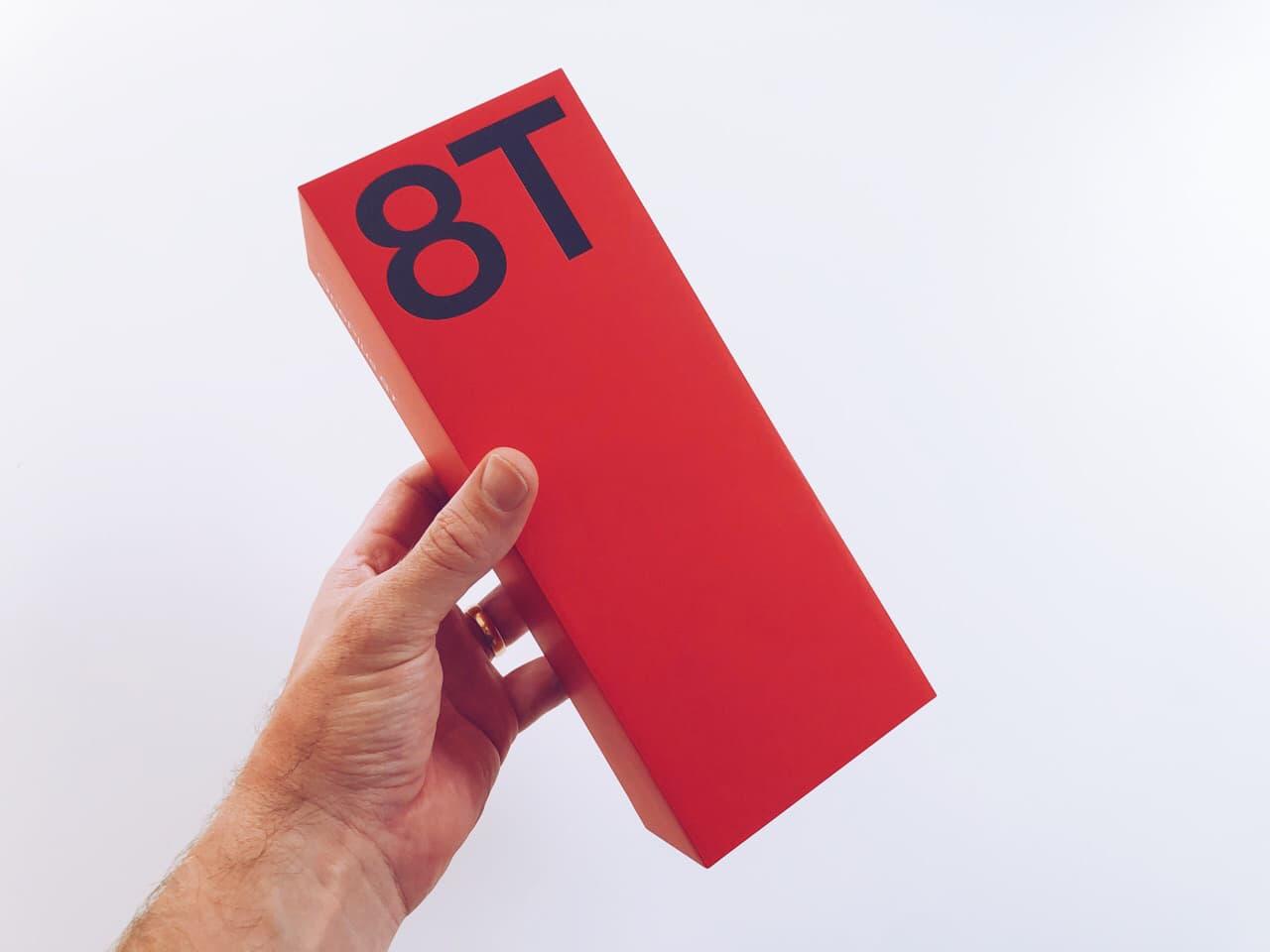 Låda OnePlus 8T
