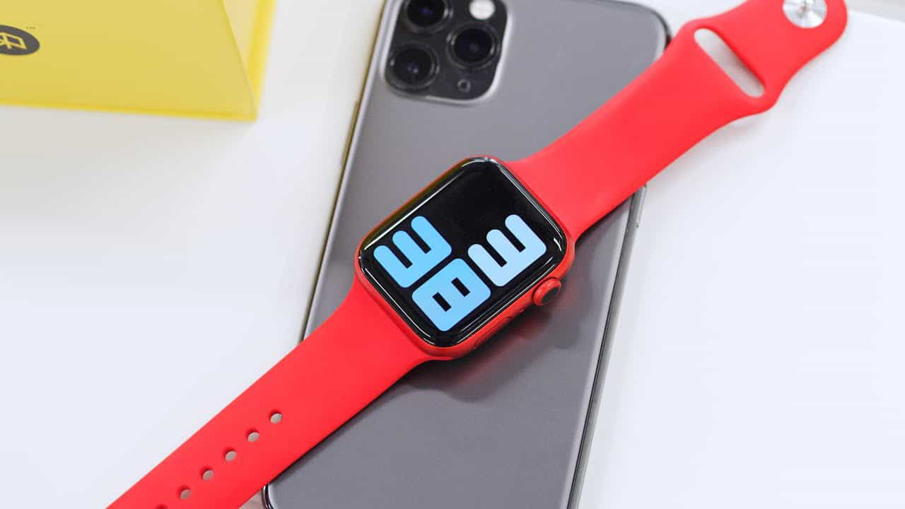 MKBHD recenserar Apple Watch Series 6