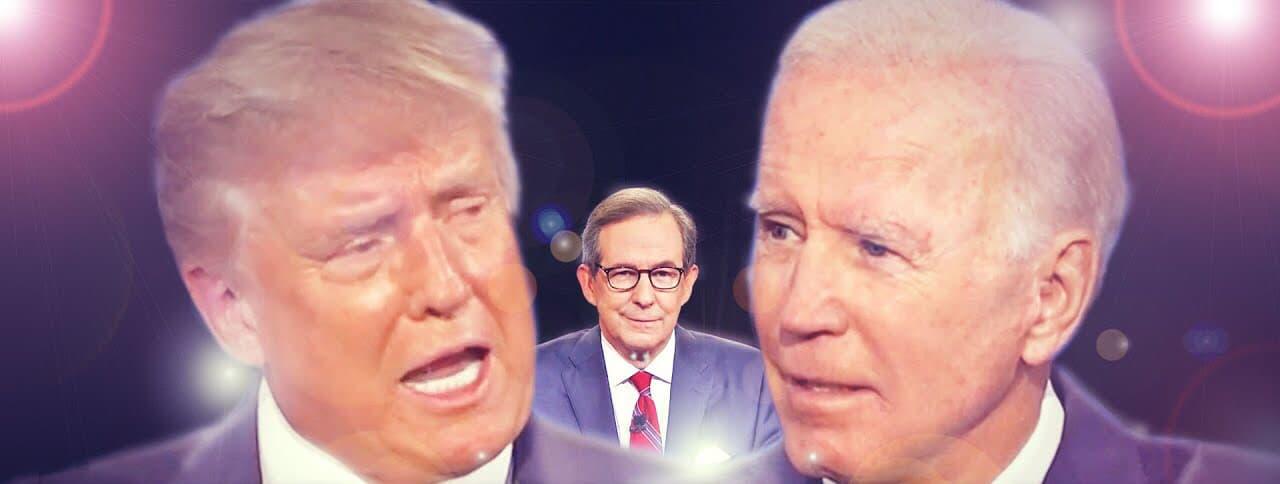 En dålig läppläsning av den första president-debatten