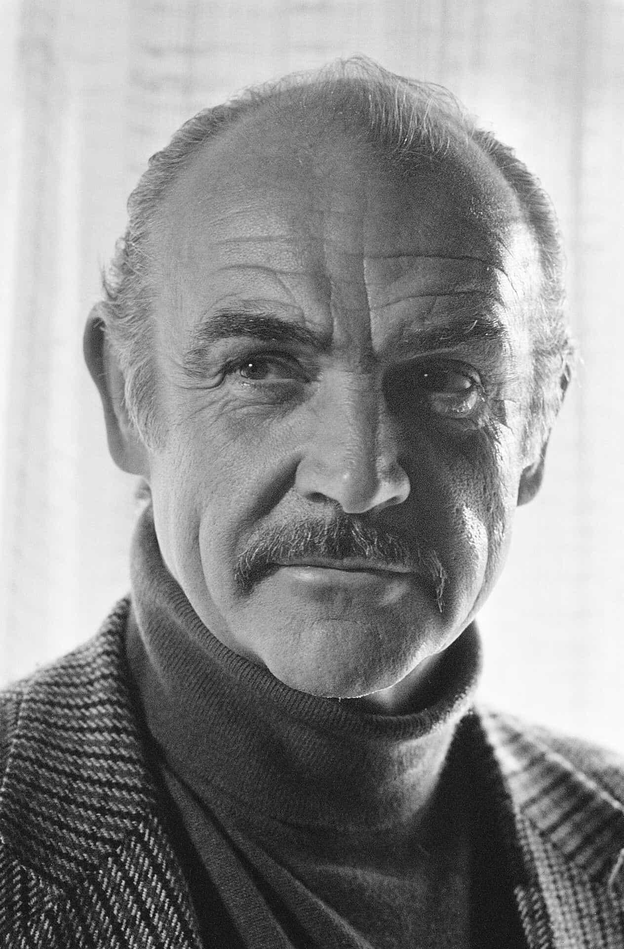 Sean Connery har dött