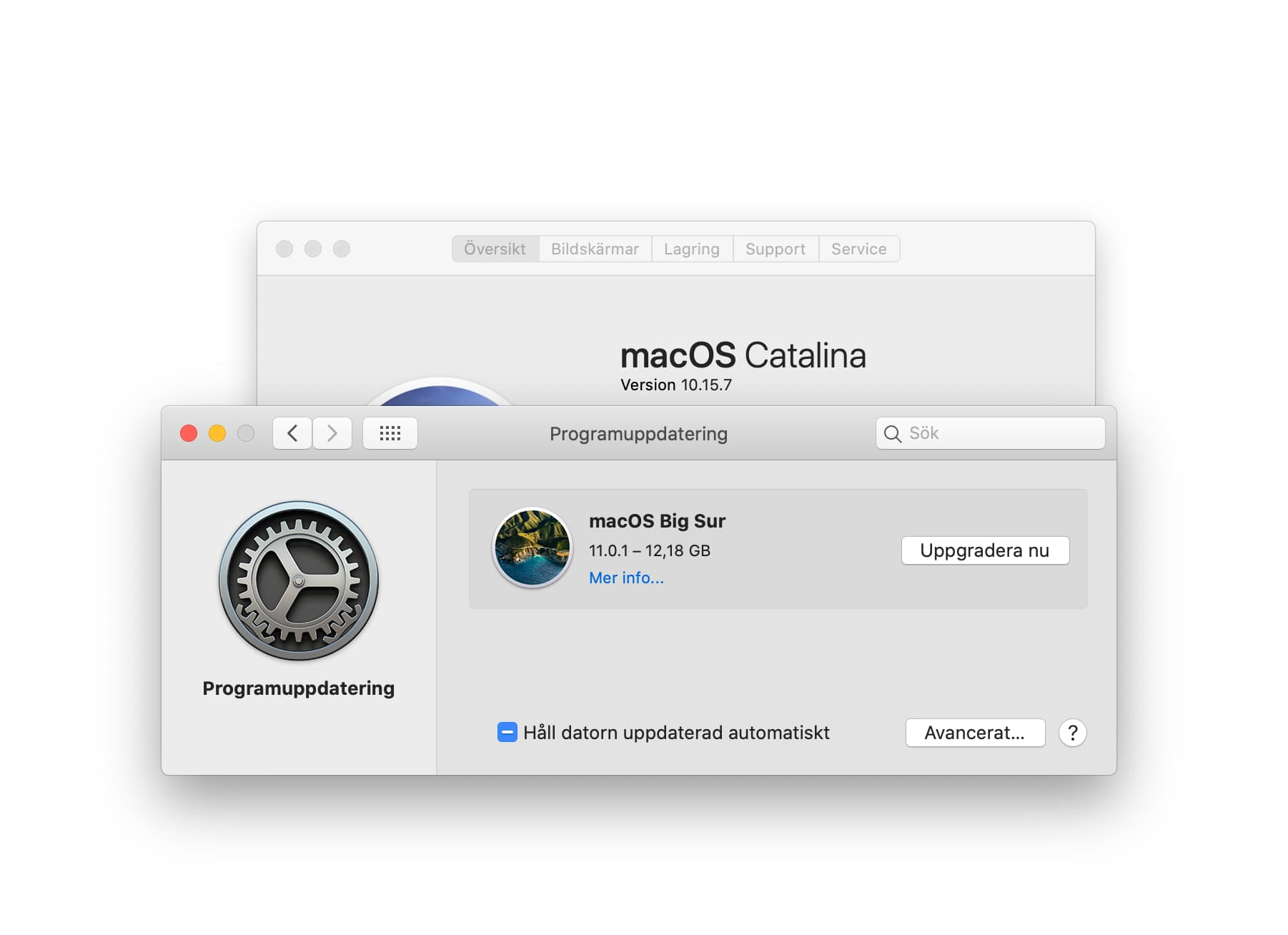 Apple har släppt macOS Big Sur