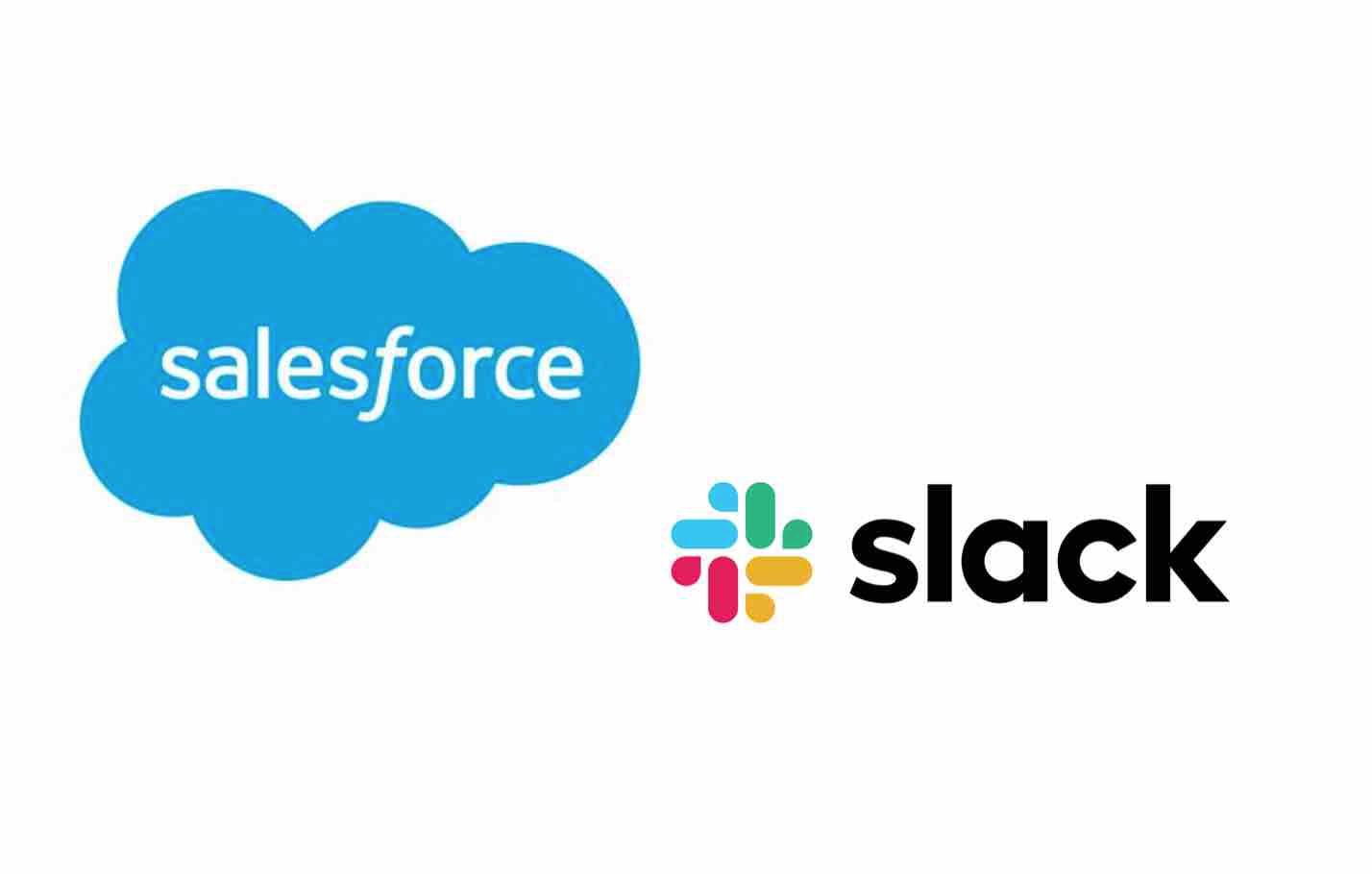 Salesforce köper Slack
