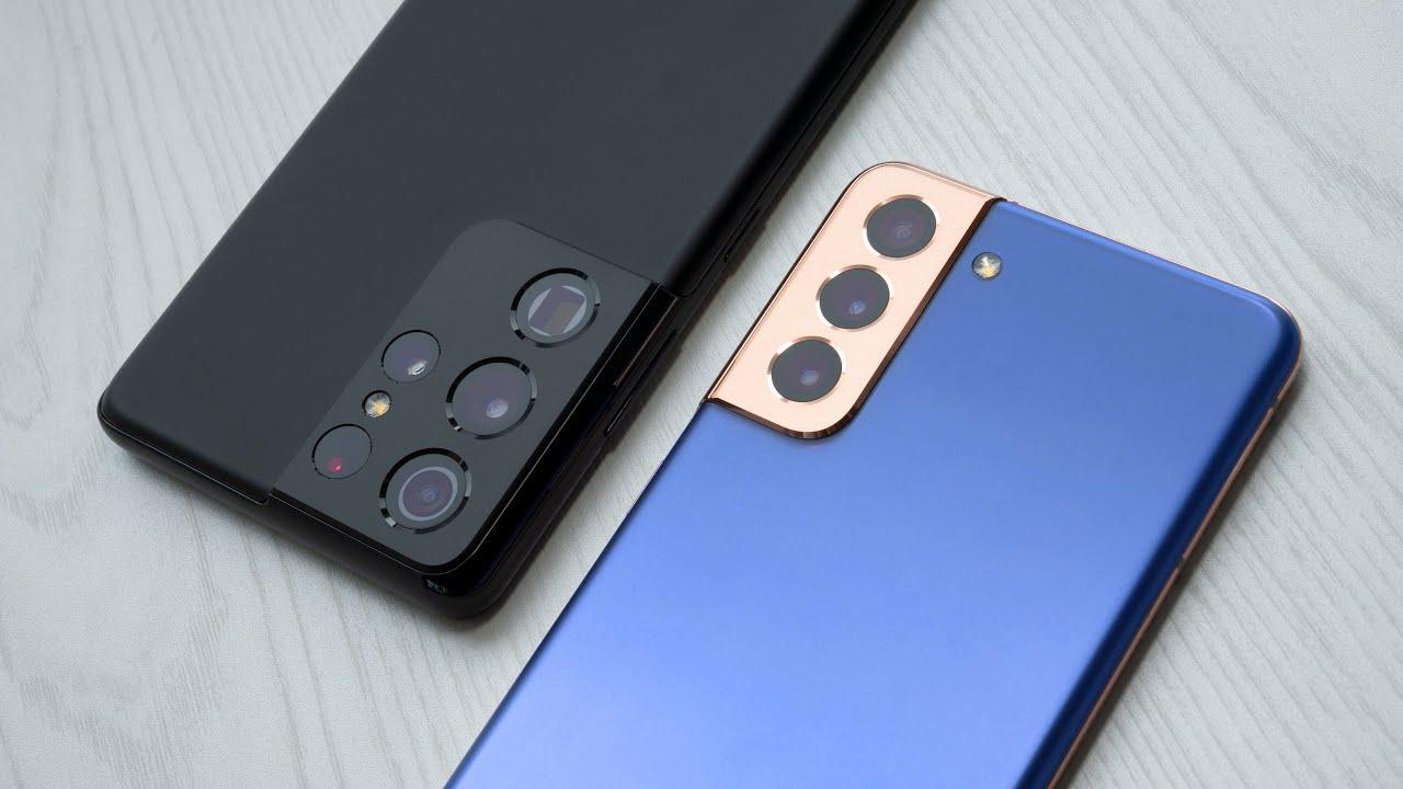 YouTubers säger sitt om nya Samsung Galaxy S21 Ultra