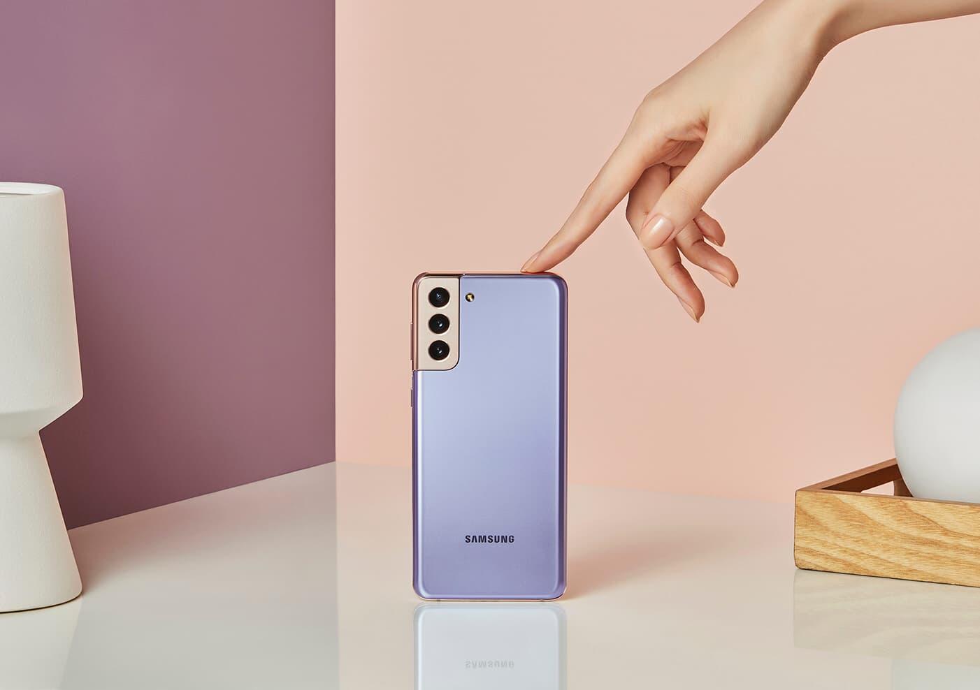 Samsung har nu presenterat Galaxy S21-serien