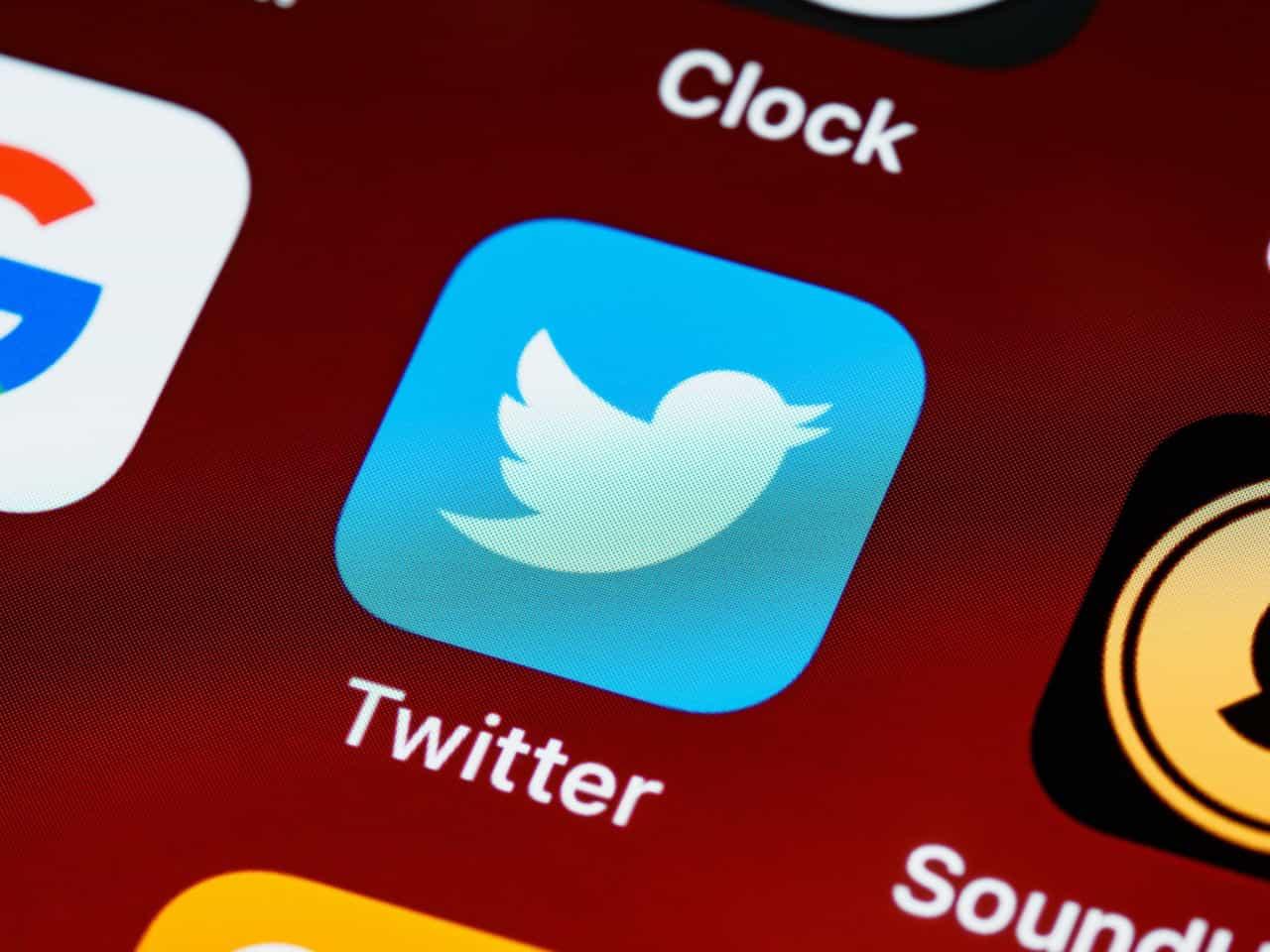 Trump är portad från Twitter för evigt