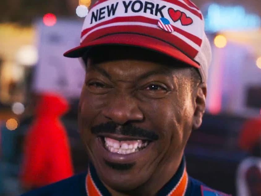Trailer för En prins i New York 2
