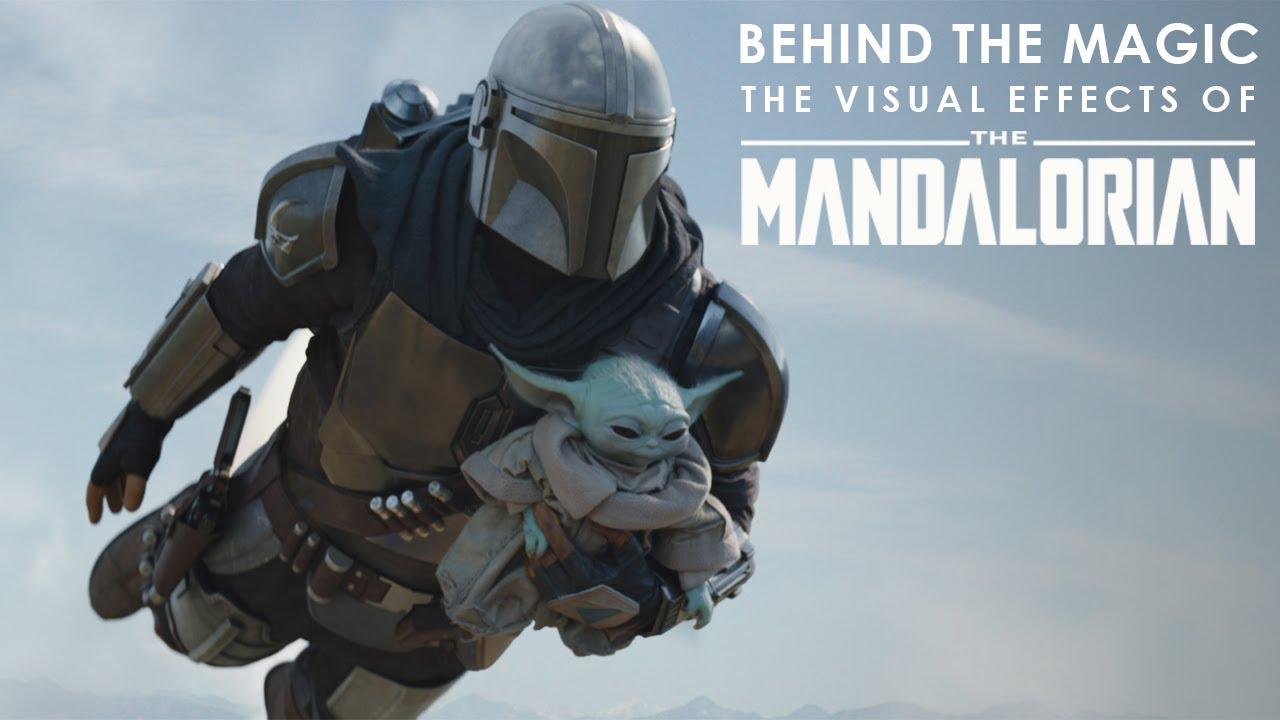 En närmare titt på specialeffekterna i säsong 2 av Mandalorian