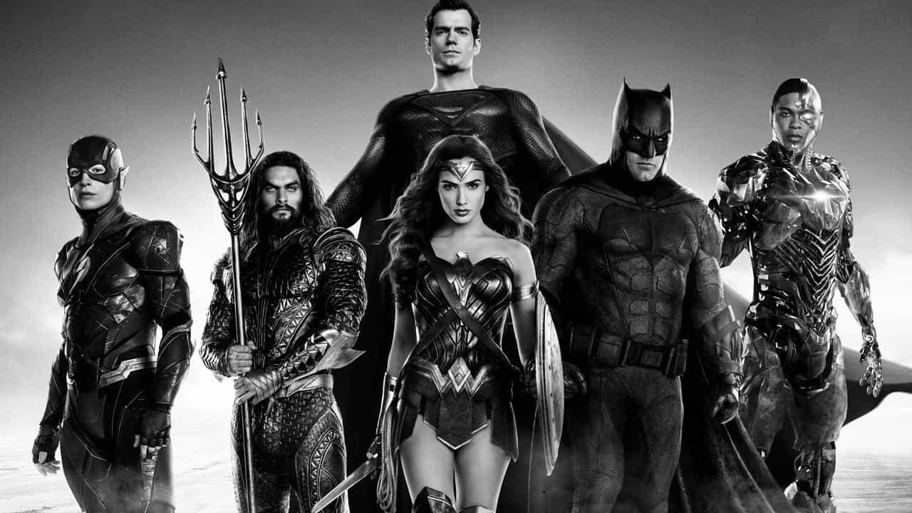 Justice League: Snyder Cut finns nu på HBO Nordic