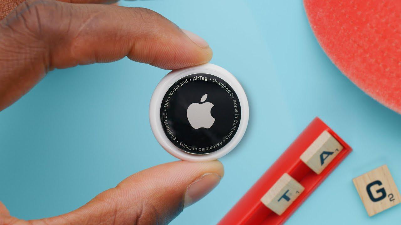 En närmare titt på Apple AirTags