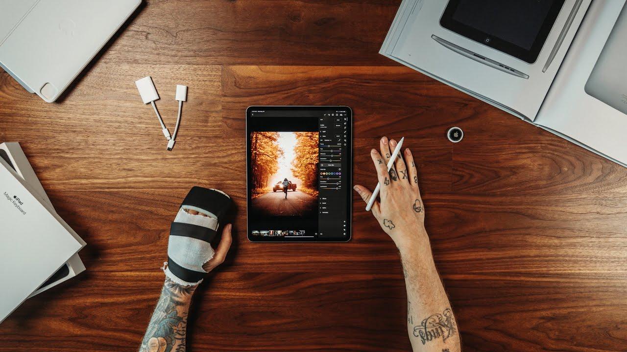 Recensionerna för nya iPad Pro med M1 är här!