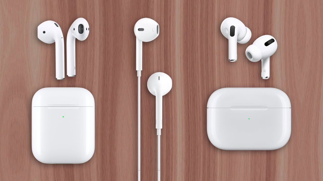 Varför Apples Earbuds bara finns i vit färg