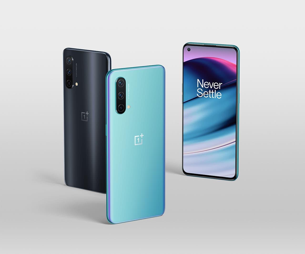 OnePlus visar upp nya Nord CE 5G