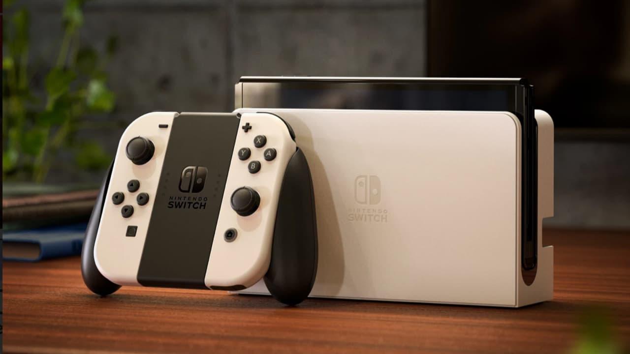 Nintendo presenterar ny Switch med OLED-skärm