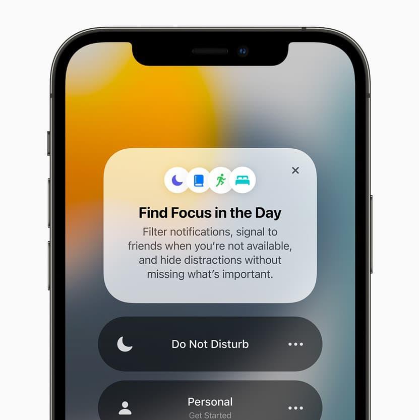 Apple har släppt iOS 15 Public Beta