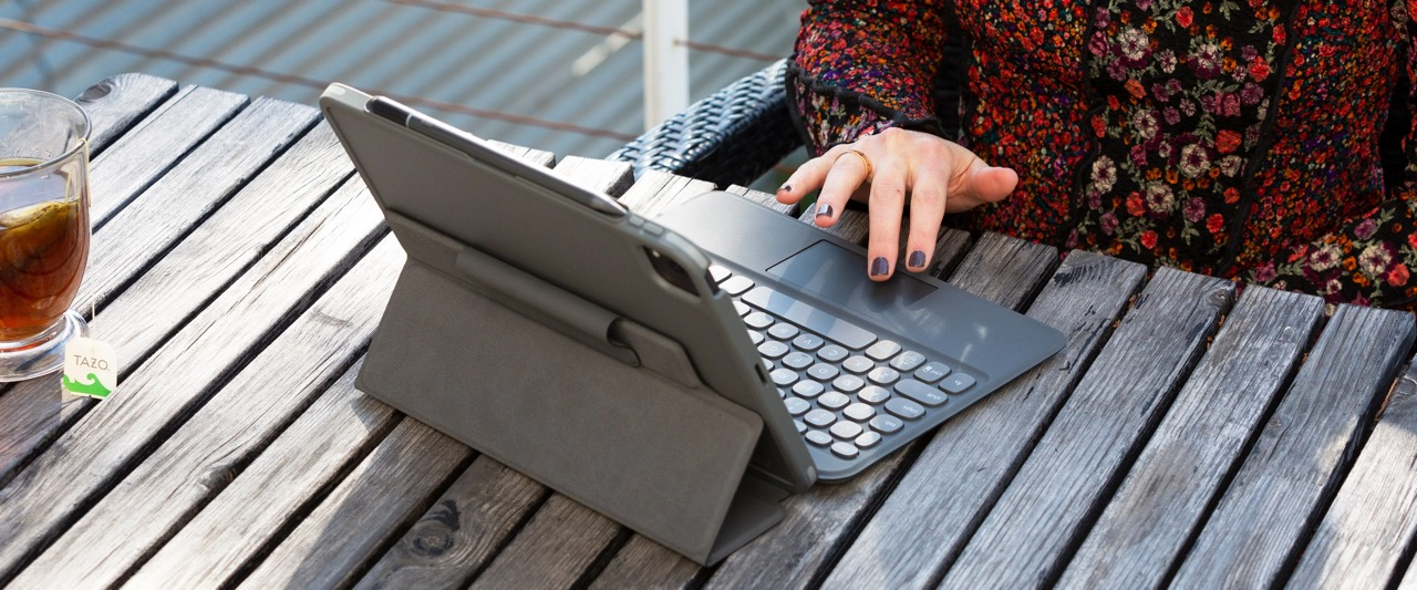 Zagg släpper fodral till iPad med tangentbord och trackpad