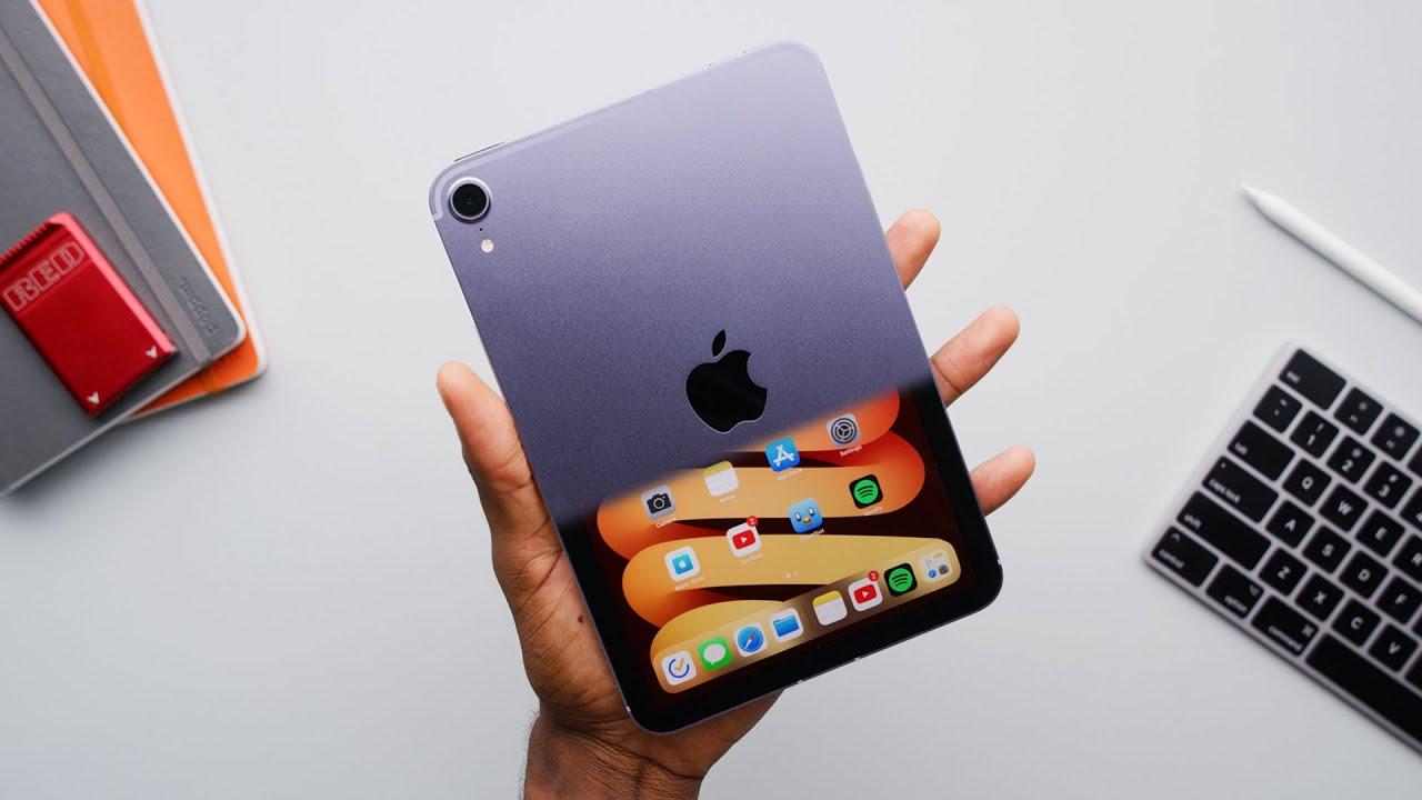 Recensioner av iPad Mini 2021