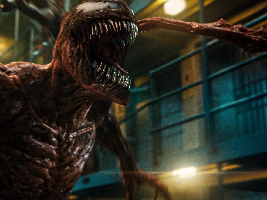 Klipp från Venom: Let There Be Carnage