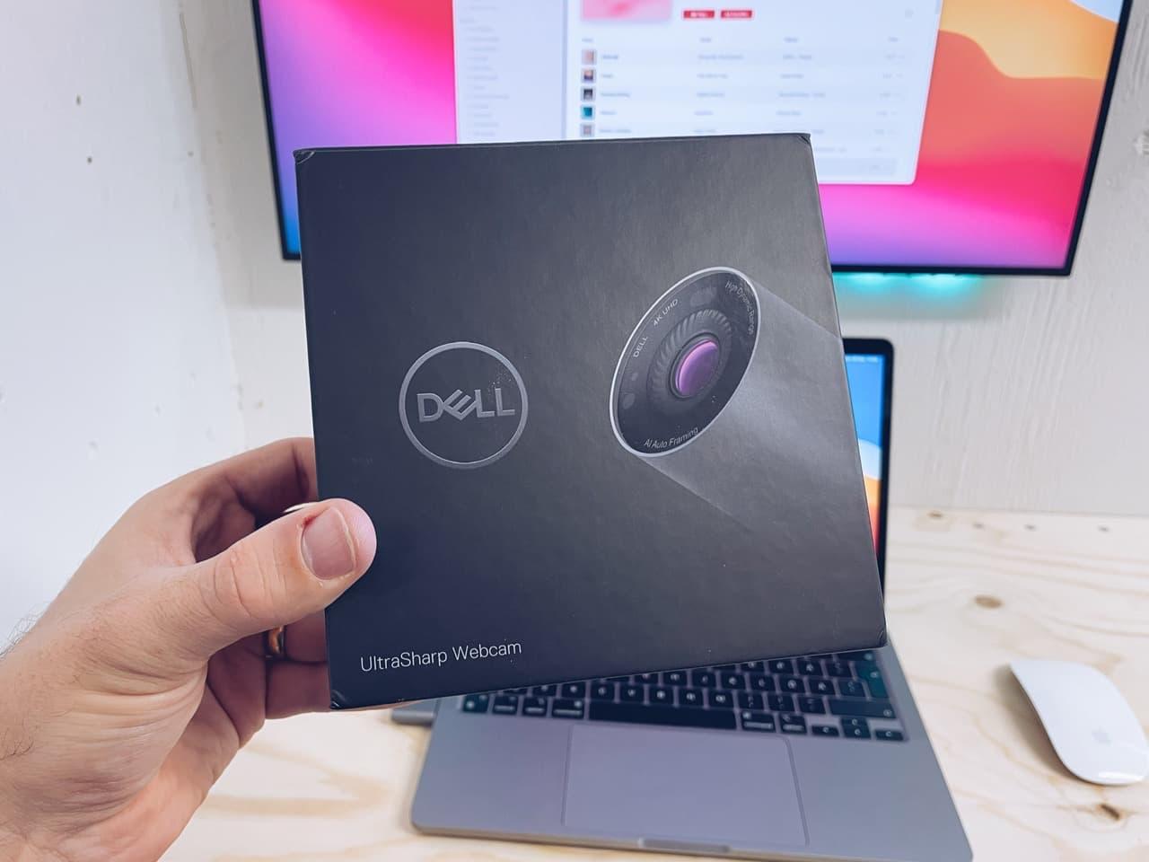 Recension av Dells 4k-webbkamera