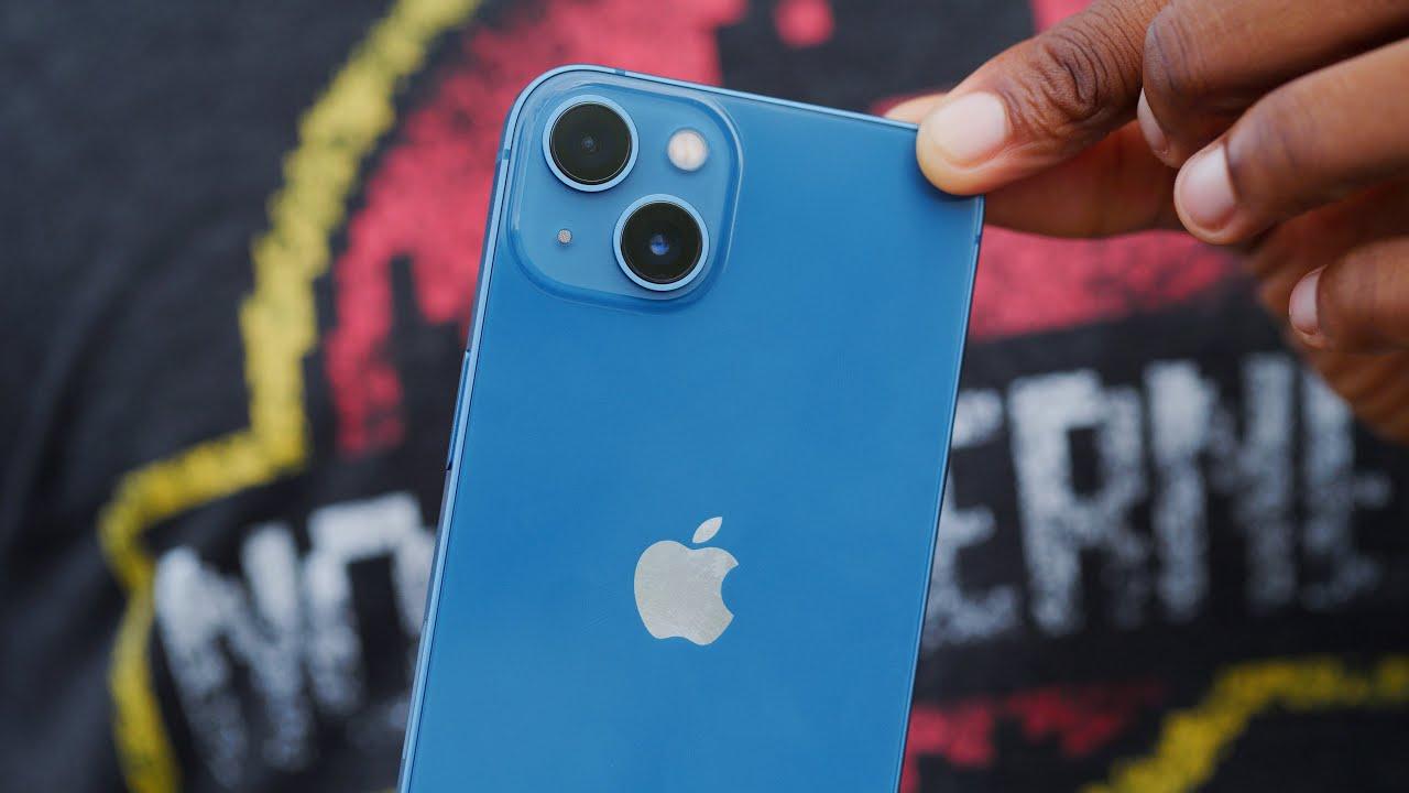 MKBHD recenserar iPhone 13