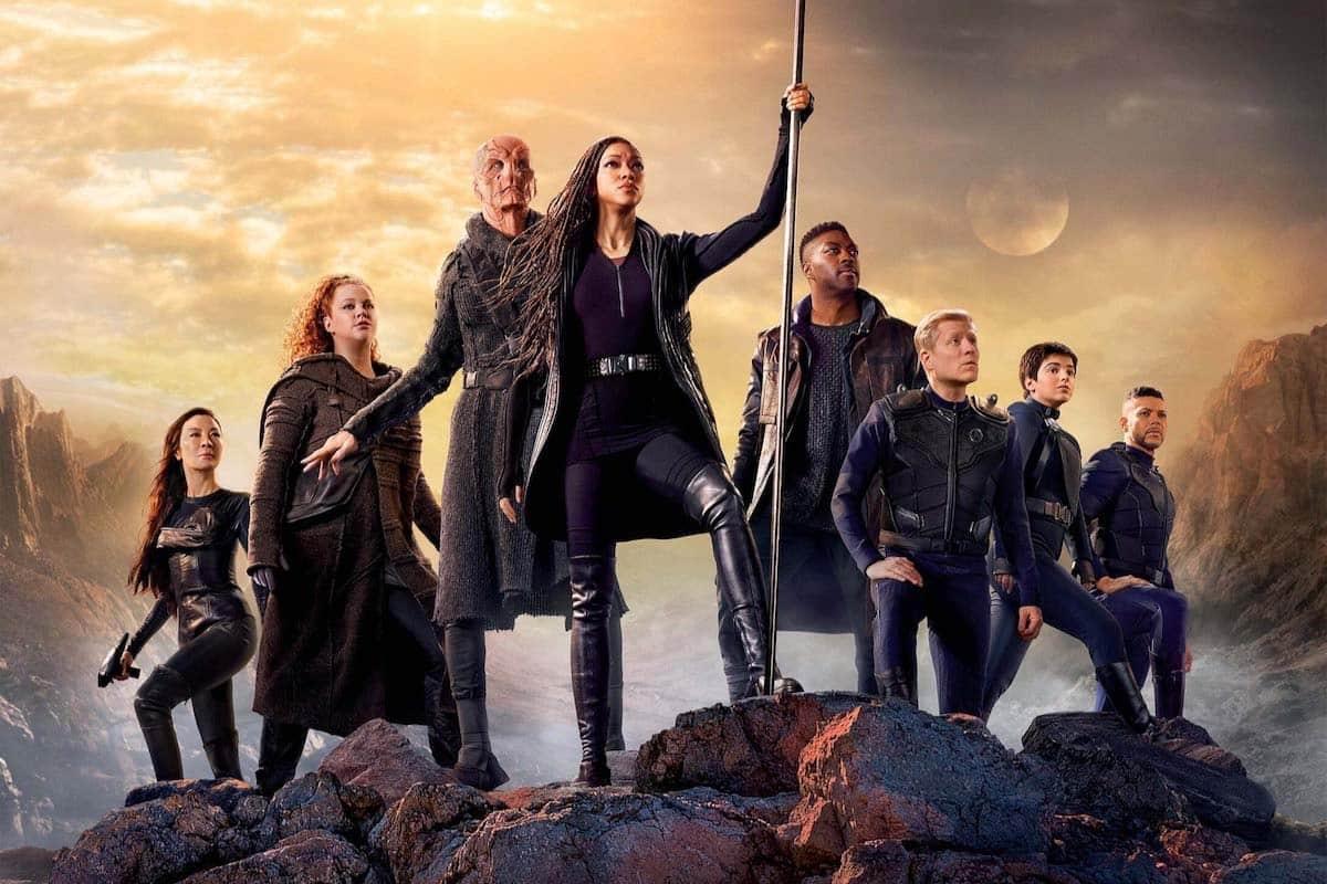 Säsong 4 av Star Trek: Discovery drar igång igen 19 november